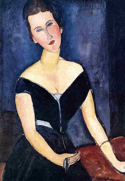 Amedeo Modigliani 34